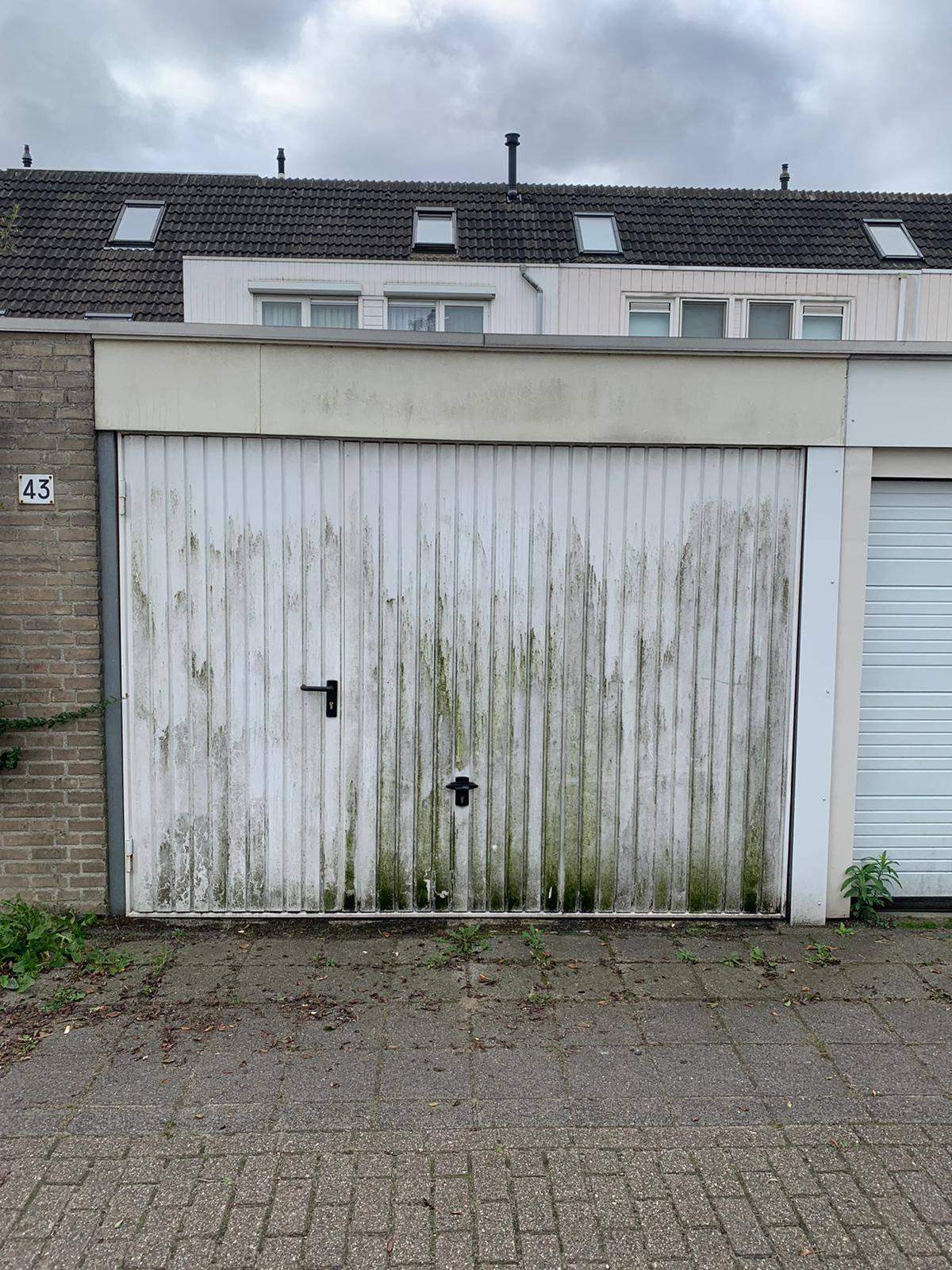 rolluik deur reparatie